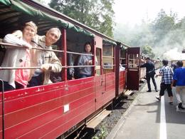 Photo of Melbourne Puffing Billy Steam Train, Yarra Valley and Healesville Wildlife Sanctuary Day Tour Start of our train trip