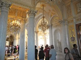 The Hermitage: palace hall , Mary G - October 2015