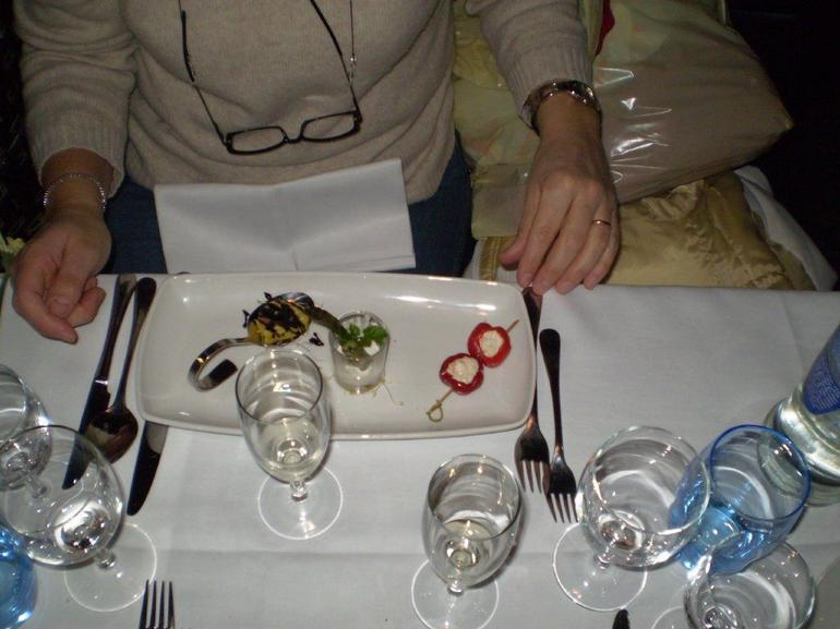 The table - Amsterdam