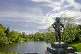 Photo of   The Vigeland park