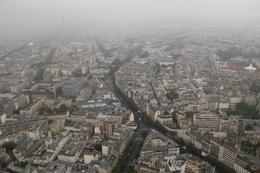Photo of Paris Montparnasse Tower 56th Floor Observation Deck View From Top