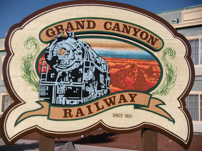 All Aboard! - Grand Canyon National Park