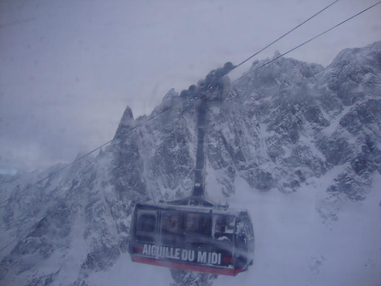 Cable car - Geneva