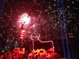 Photo of   Carmen performed on the Sydney Harbour