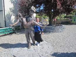 Film location of the Quiet Man with John Wayne and Maureen O'Hara! , Cheryl E - June 2016