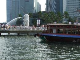 Photo of Singapore Raffles Hotel Singapore Half-Day Tour from the boat