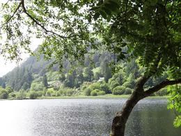 Glendalough Lake , Marina G - July 2013