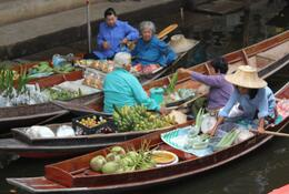 Photo of Bangkok Private Tour: Floating Markets of Damnoen Saduak Cruise Day Trip from Bangkok IMG_4516