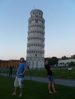 Photo of   Leaning Tower of Pisa