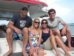 A few friends we met on the boat, they were awesome!, Jennifer S - June 2010