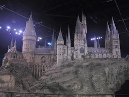 Photo of   Model of Hogwarts