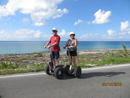 Photo of Cozumel Cozumel Segway and Snorkel Adventure Tour New Segwayers