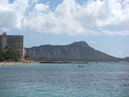 Views of the Oahu shoreline from the Atlantis - January 2010