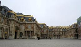 palace of Versailles , msmtinker - December 2011
