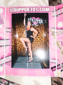 Photo of Las Vegas Stripper 101 at Planet Hollywood Resort and Casino Stripper 101 - Only in Vegas Baby!