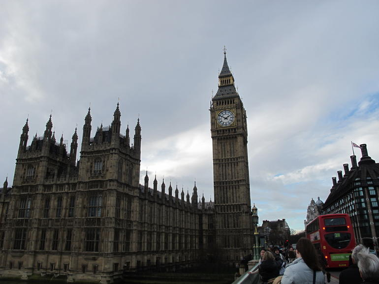 The Parliament - London
