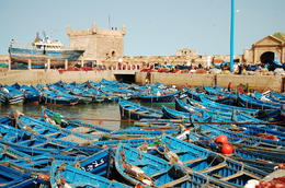 Typical Eassouira photo taken in the port. , Cosmin Catalin S - February 2013