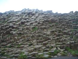 Photo of Dublin Northern Ireland including Giant's Causeway Rail Tour from Dublin The rocks