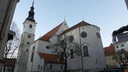Photo of Vienna Danube Valley Day Trip from Vienna View of the outside of Piaristenkirche Krems