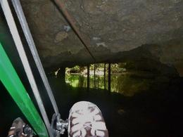 Photo of Cancun 4-in-1 Tulum Adventure: Zipline, Cavern Rappel, Cave Snorkel and Skycycle 7