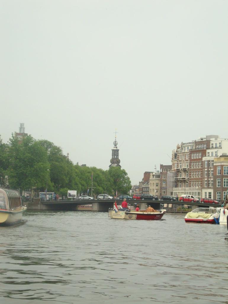 Amsterdam Canal Bus Hop-On Hop-Off - Amsterdam