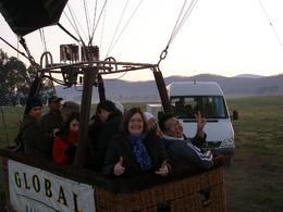 Photo of Melbourne Yarra Valley Balloon Flight at Sunrise April 21st 2009