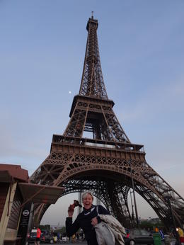 Photo of Paris Eiffel Tower, Paris Moulin Rouge Show and Seine River Cruise Eiffel Tower