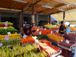 Photo of Athens Athens Small-Group Food Tour Fruit and Vegetable Market