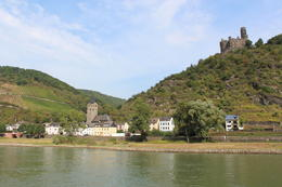Rhine River tour, south of Koblenz , Mark C - October 2012
