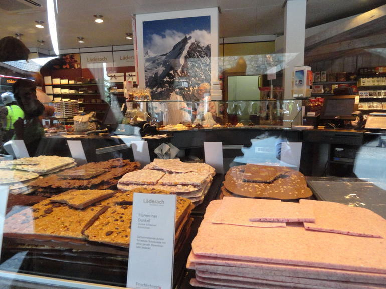 Laderach Swiss Chocolate - Milan