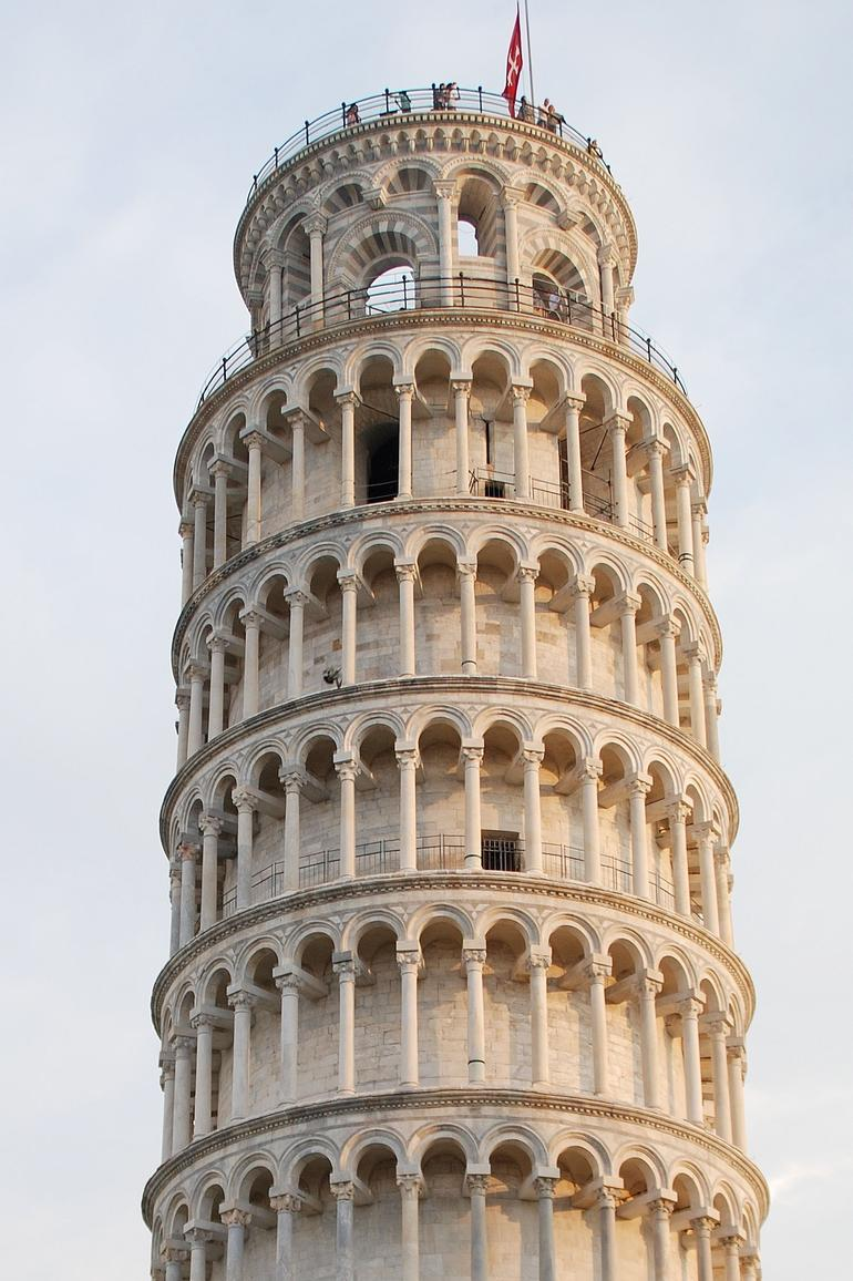 Leaning Tower - Florence