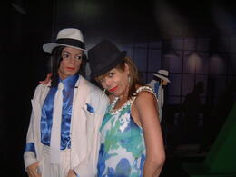 Photo of Las Vegas Madame Tussauds Las Vegas Me & Michael
