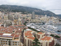 A city view from Monaco Palace. , Lois F - February 2011