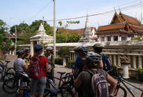 Photo of Bangkok Bangkok Small-Group Bike Tour