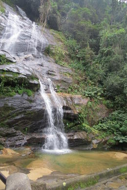 Photo of Rio de Janeiro Tijuca Rain Forest Jeep Tour from Rio de Janeiro One of the stops at the rainforest