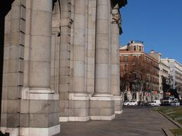 Photo of   Puerta de Alcalá 3.JPG