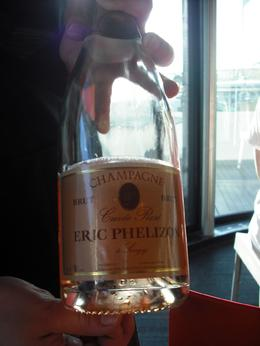 Photo of Paris Champagne Tasting on a Seine River Cruise Rose Chamagne