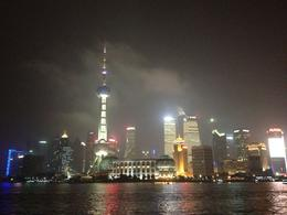 From the Huangpu River, Cat - August 2012