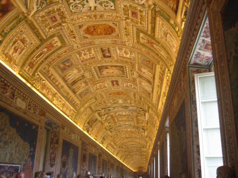 Tapestry room - Rome