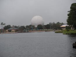 Photo of Orlando Disney's 5-Day Magic Your Way Ticket The globe from afar