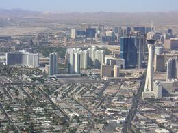Photo de Las Vegas Grand Canyon : sortie en hélicoptère typiquement américaine The Strip