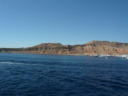 Photo of Sharm el Sheikh Ras Mohamed Red Sea Cruise and Snorkeling View from boat at main land