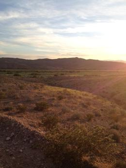Photo of Las Vegas Wild West Sunset Horseback Ride with Dinner Views