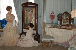 It's not that obvious to go into the castle living quarters and the rooms are completely decorated (circa 1880) by Madame Tussauds, and there were live actors and waxworks (on the day we visited)., Dirk M - April 2010