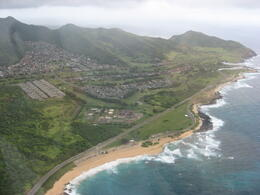 Great panoramic views of the island. It's incredible how it looks from the sky!, Bandit - February 2011