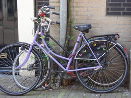 Photo of   Bike in Amsterdam