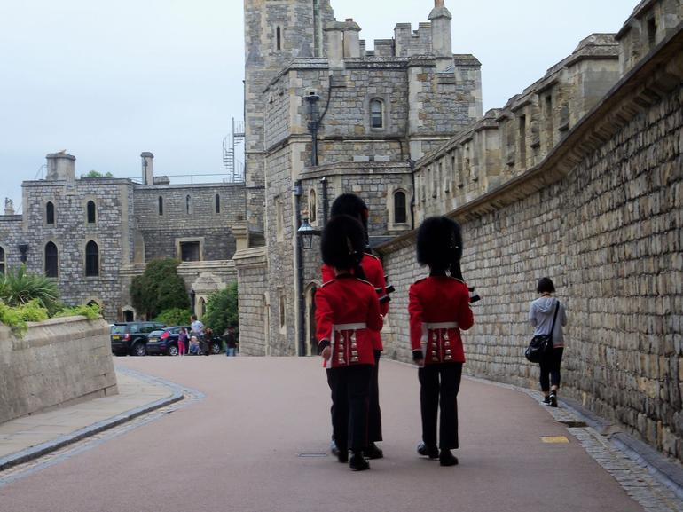 Change of Guard - London