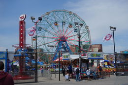 the boardwalk , Lawrence M - May 2015