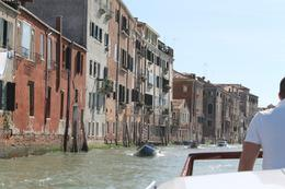 One of the terrific sights seen going into Venice. , Jacqueline M - October 2013