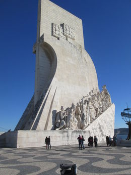 Photo of   Descubridores Monument, Lisbon